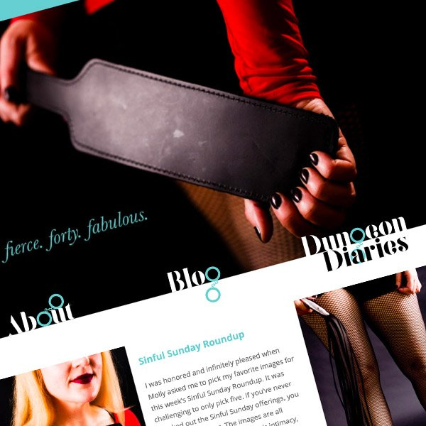 Vagina Antics Responsive Wordpress Website Design